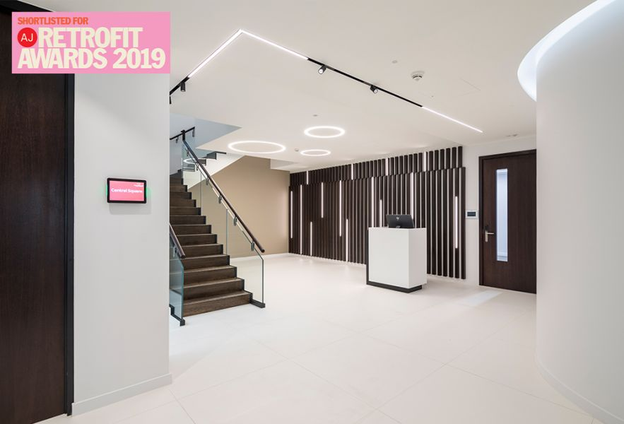 Sonnemann Toon Architects HAVE BEEN SHORTLISTED IN AJ RETROFIT AWARDS 2019