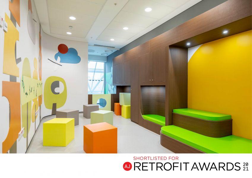 AJ Retrofit Awards Health - Sonnemann Toon in the shortlist