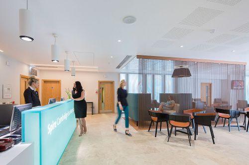 Spire Cambridge Lea Hospital Refurbishment
