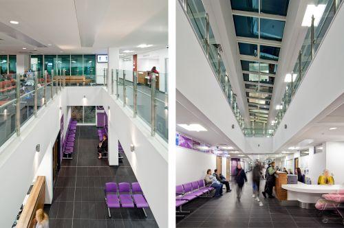 City of Coventry Health Facility