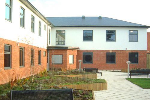 Mental Health Unit - Walsgrave Hospital