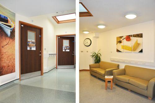 Mile End Hospital - Columbia Ward