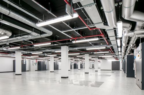 City of London Data Hall