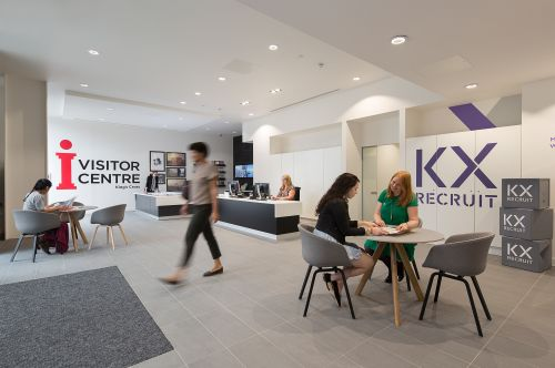 King's Cross Recruitment Centre