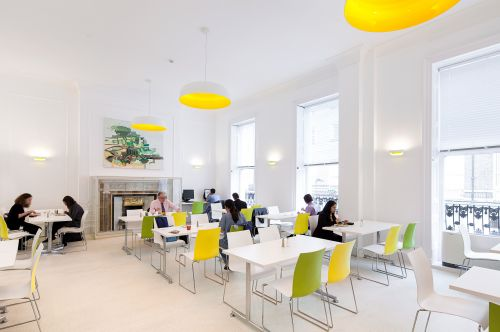 Harley Street Clinic Staff Canteen