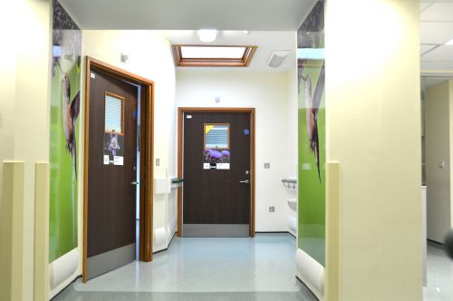 Mile End Hospital Dementia Ward